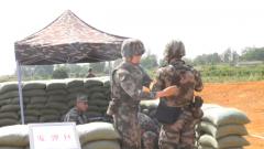 南部战区陆军某旅:手榴弹实投 磨砺新兵血性胆气