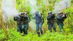 武警来宾支队:实战实训强本领 战火硝烟砺精兵