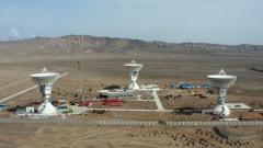 西安卫星测控中心喀什测控站:扎根戈壁 守望星空