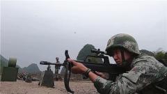 陆军第75集团军:实弹射击,你几级了?