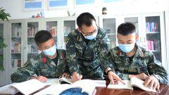 武警某部机动第八支队:备战军考正当时