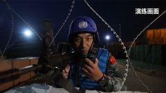 黎巴嫩:中国第18批维和工兵分队组织夜间应急防卫演练