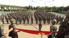 陆军第75集团军:听红色故事 传承红色基因