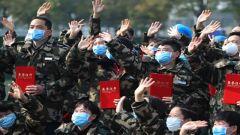 北京市數萬名退役軍人積極投身抗疫一線