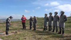 中国第18批赴黎巴嫩维和工兵获得联合国人道主义扫雷资质