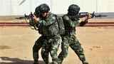 三人战术训练