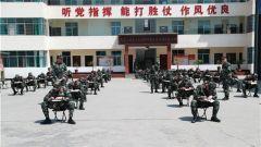 武警六盘水支队组织预选士官培训选拔考核