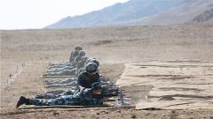 越难越练!北部战区空军某场站组织轻武器射击考核