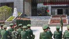 武警宁波支队:贯彻条令条例 强化军人养成