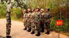 陆军第77集团军某旅组织手榴弹示范课目教学