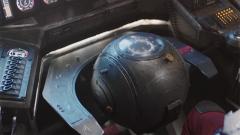 《流浪地球》中的球型方向盤 專家:一種合理想象