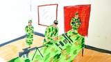 军械员——熟练武器分解结合