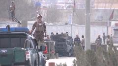 阿富汗多地爆发冲突致31人死亡