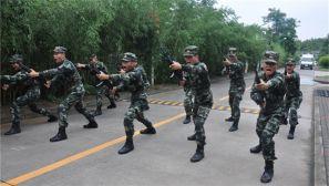 武警北京总队执勤第六支队严密组织开展主题团日活动