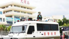 中国武警——美好生活的守护者