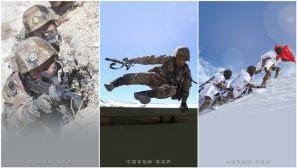 【军视界】顶风冒雪 他们用忠诚守卫祖国边防线