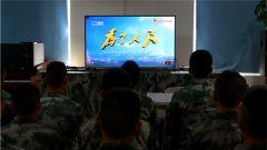 陆军第75集团军某旅开展主题团日活动 激发强军动力