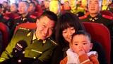 《幸福时刻》——与家人共同参加军地迎新春文艺晚会