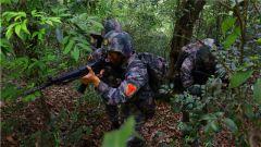 南部战区某边防旅:多科目综合演练锤炼部队实战能力