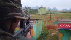 【第一军视】丛林渗透 武装破袭 直击侦察兵特战训练