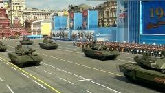 胜利日阅兵:承载着俄罗斯民族的光荣 自豪与梦想
