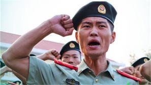 我要记住你的样子,中国军人!