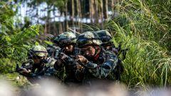 武警广西总队玉林支队开启夏季练兵模式