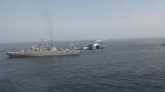 伊朗军舰演习时遭误击 多人死伤