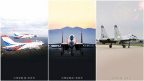 【軍視界】威武霸氣!戰機呼嘯升空拉開飛行訓練帷幕