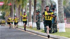 战鼓擂 砺尖兵!武警海南总队机动支队举办第七届军人运动会