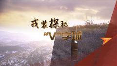 """《軍迷行天下》20200513 戎裝探秘""""V""""字城"""