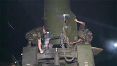 【第一军视】备份不止是备份!火箭军某导弹旅备份单元考核暗夜中展开