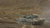 坦克快速机动