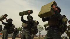 云南武警:多课目连贯考核 锻造特战队员实战能力