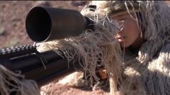 弹无虚发!特战队员开展多种射击课目融合训练