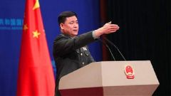 國防部發言人任國強就法方計劃售臺武器答問