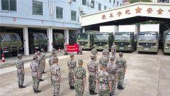 驻香港部队某部汽车连:安全行车千万里 忠诚使命不偏航