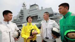【奋进强军路】全国人大代表张明珠:为航母建设提供人才支撑