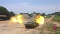 多弹种 高强度 这场炮兵直瞄射击考核战味十足