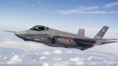 特朗普称F-35战机应实现纯美国造