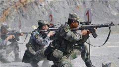 緊貼實戰 越難越練!南部戰區陸軍某邊防旅開展實彈射擊考核