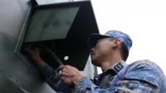 海军某部组织复杂电磁环境下跨地域对抗训练