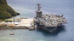 """""""罗斯福""""号航母多名船员二次感染 美军仍坚持复航"""