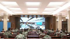 北京卫戍区推进首都民兵转型建设