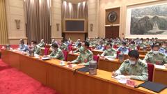 出席十三届全国人大三次会议 解放军和武警部队代表团成立