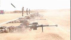 """破解练兵场上的""""X因素"""":陆军第80集团军部队对照实战标准消除训练盲区新闻调查"""