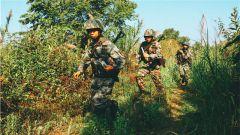砺锋刃 铸尖刀!南部战区陆军某边防旅组织侦察兵集训考核