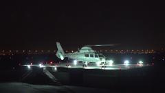 【第一军视】从午夜练到拂晓 海军航空兵组织多型战机进行飞行训练