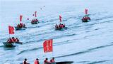 水上打捞与救护训练