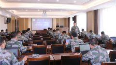 扬州军分区严密组织2020年度基层专武干部集训比武考核